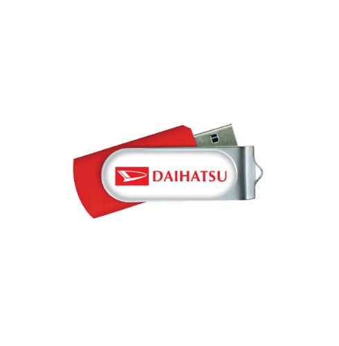 Customized Swivel USB