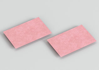high-view-pink-copy-space-business-cards