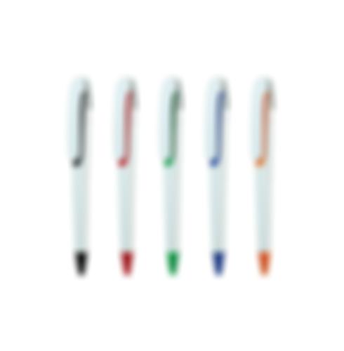 Luxurious Plastic Pens