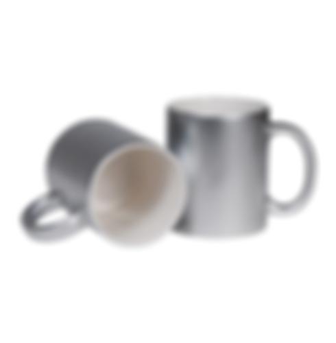 Silver Mugs