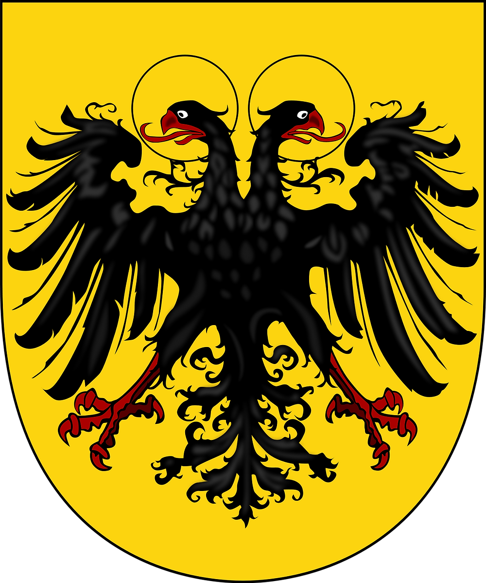 This is a symbol of the Holy Roman Empire