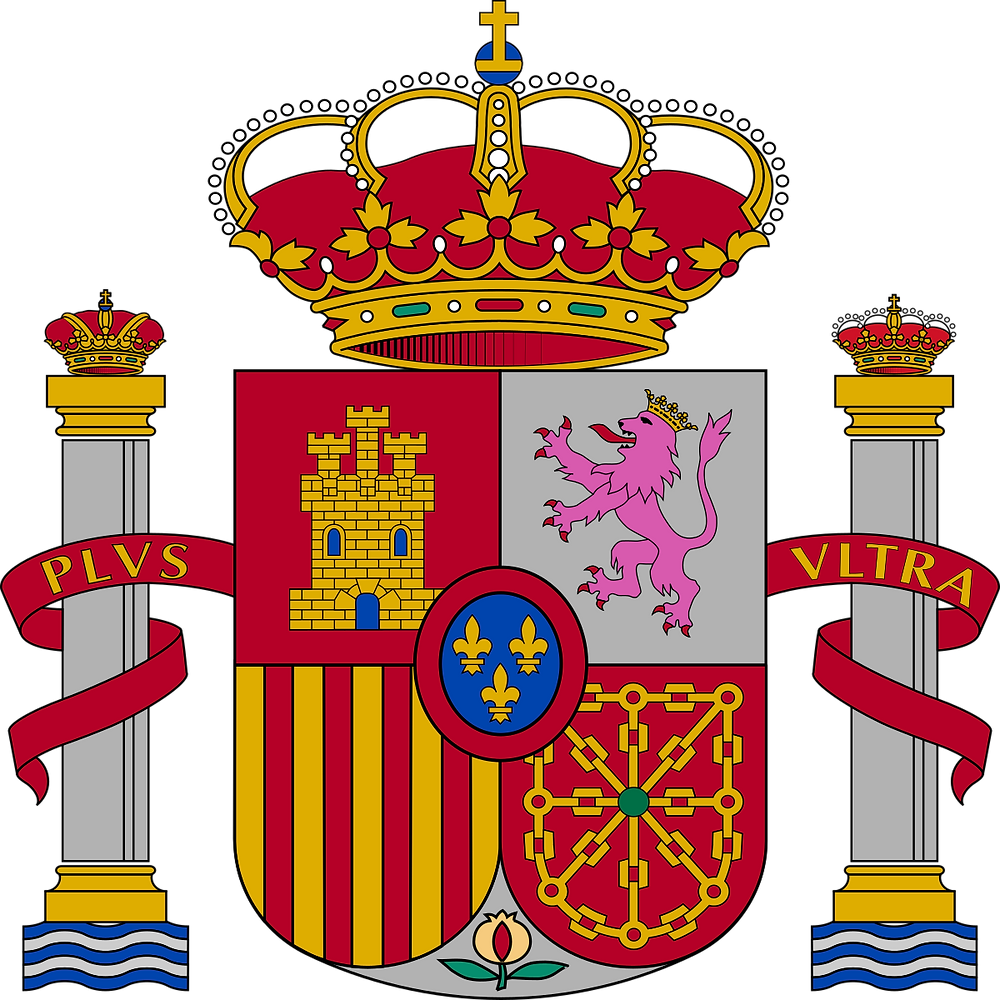 This is an image of the symbol of the crown of spain