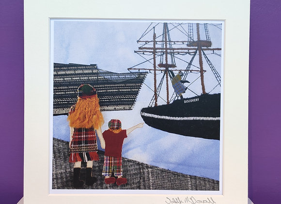 Print - Dundee Waterfront