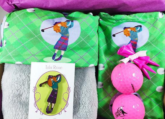 Ladies Golfing Gift Box