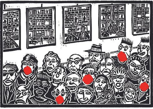 Gravure de Thierry Lenoir