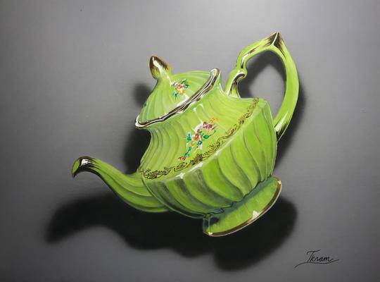 Would you like some tea? :)