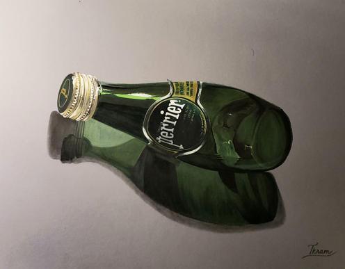 Elixir of Life - Water in its best form - Perrier!
