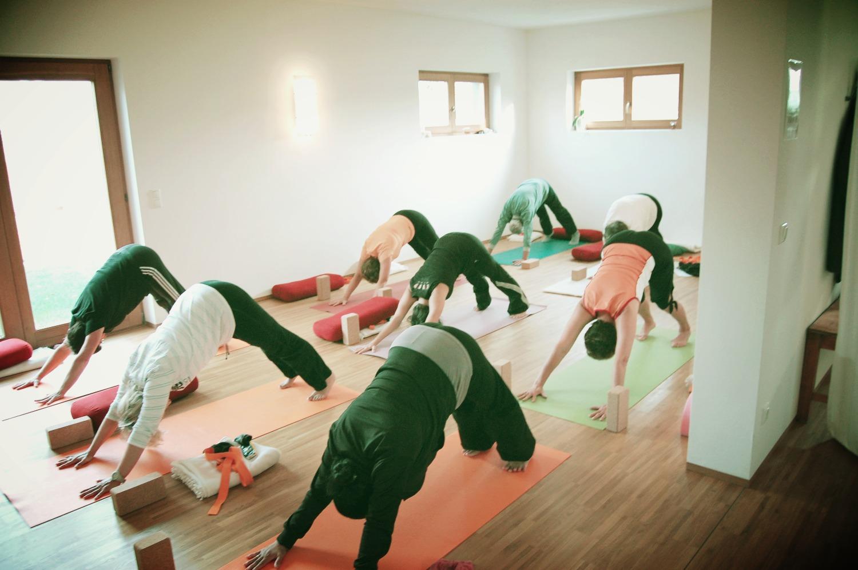 Ashtanga Yoga Grundkurs