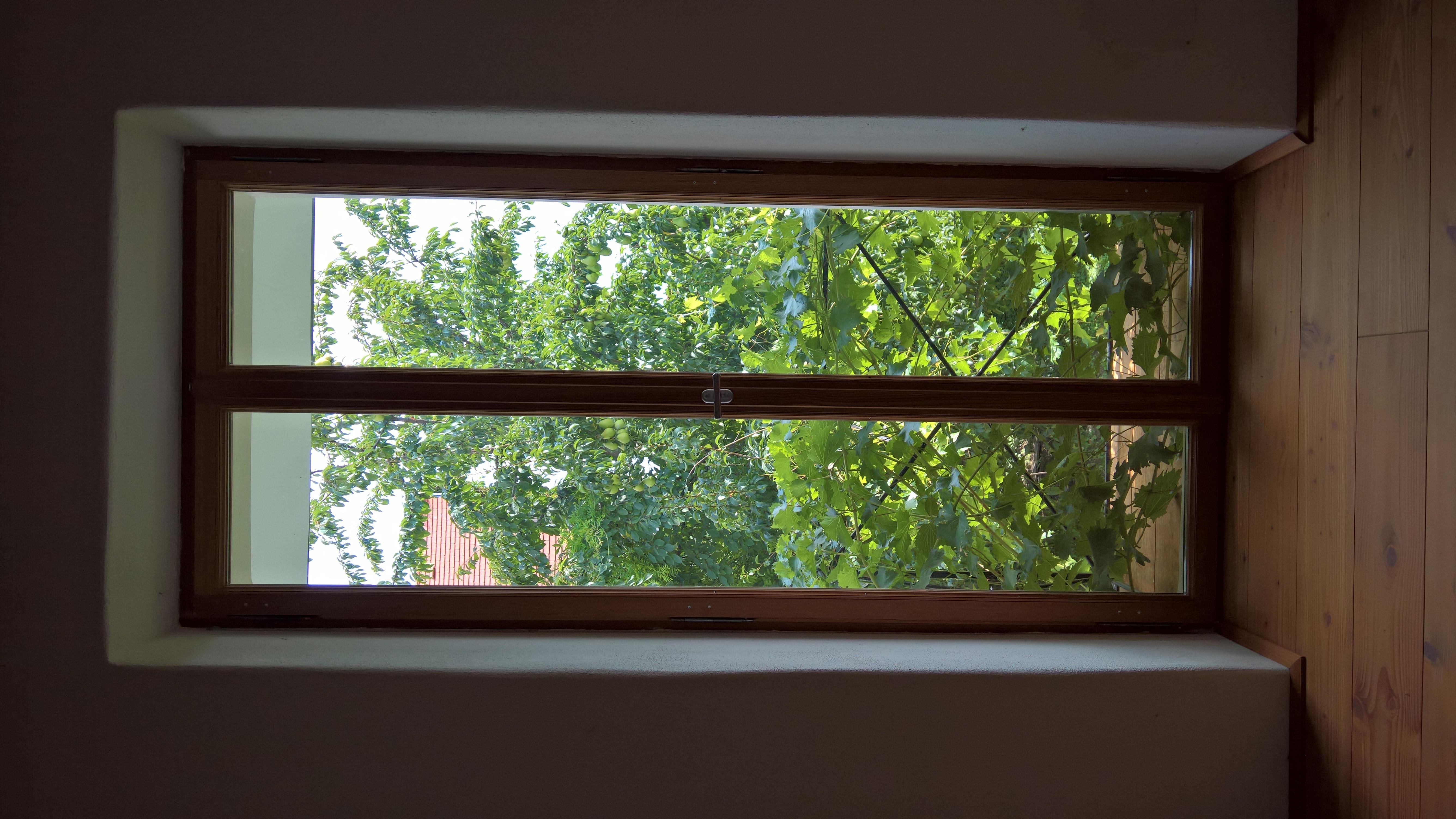2-Flügelige Tür