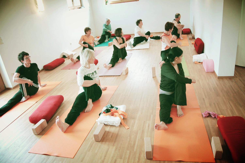Hatha Yoga sanft