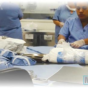A importância da CME no controle das infecções hospitalares.
