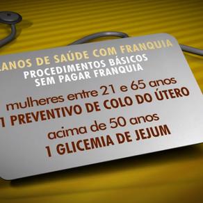 POLÊMICA: Órgãos de defesa do consumidor alertam sobre  Planos de saúde com franquia!