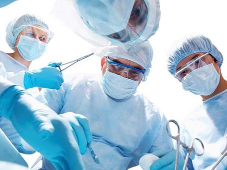 Paramentação cirúrgica: avaliação de sua adequação para a prevenção de riscos biológicos em cirurgia