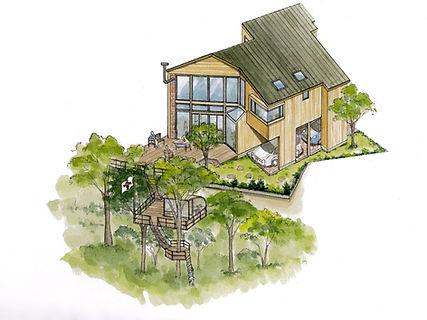 (株)未来 は皆様の夢を形にするお手伝いをいたします。デザイナーズハウスの企画・設計・斜面地開発| 開発行為・宅地造成|不動産売買・物件情報・未公開物件