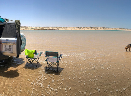 BEST TIME TO KITESURF AT DAKHLA MOROCCO