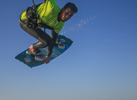 5 BEST EASY STYLISH KITESURFING TRICKS