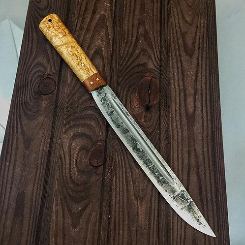 Якутский боевой нож