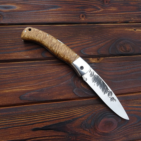 Складной якутский нож(6)