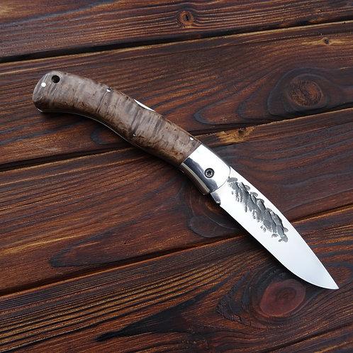 Складной якутский нож(5)