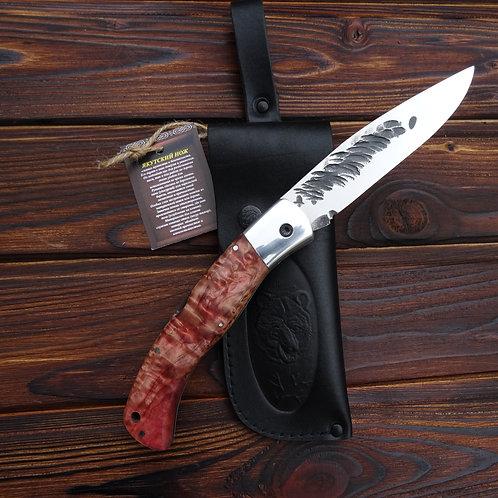Складной якутский нож(3)