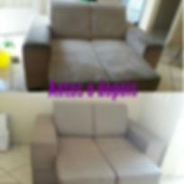 Produtos quimicos para lavagem a seco de sofá