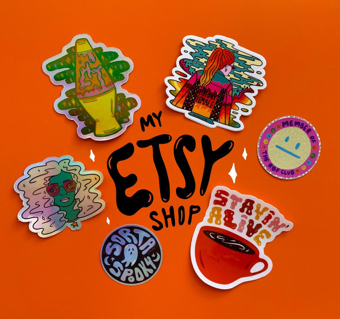 My Etsy Shop