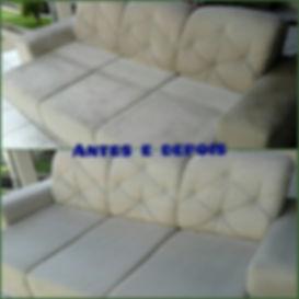 Como lavar sofá a seco