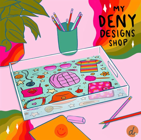 My Deny Designs shop