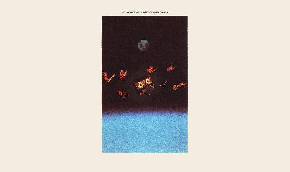 Album Cover Monomite Presents Jazztronicz Experiment