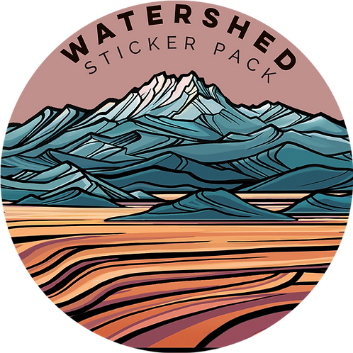 Watershed Sticker Pack