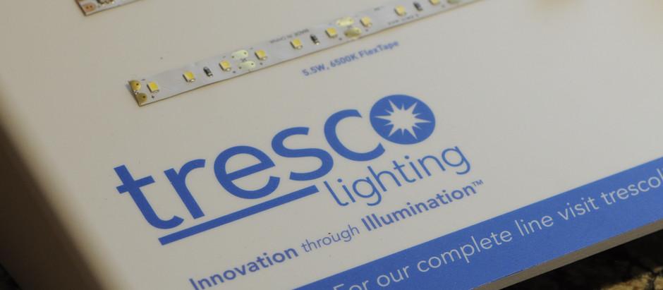 New Tresco Lighting Display