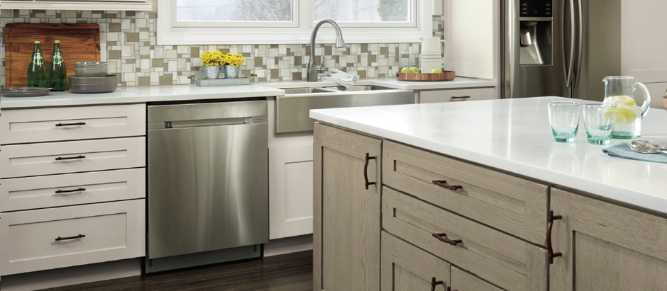 New Finish Hues Drawn from Nature are Part of Decora Cabinet Introductions