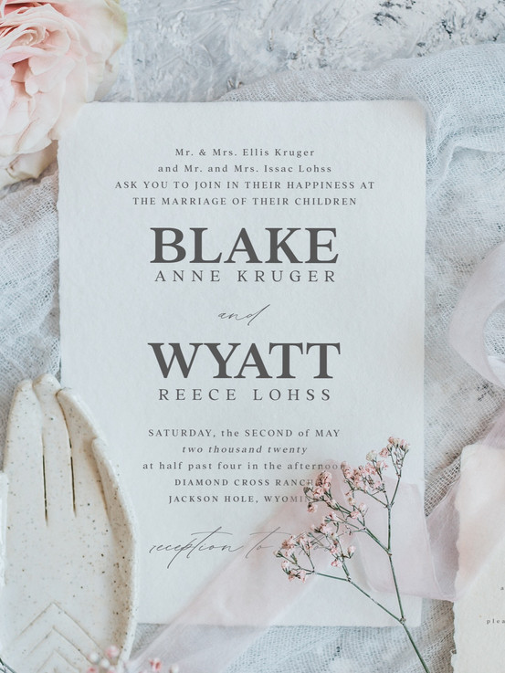 Blake Semi-Custom Suite