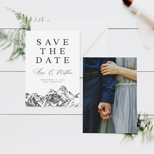 Anna Save the Date