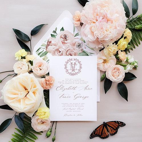 Invitation Envelope Liners