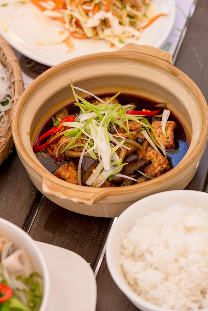 Vegan Vietnamese Food - Dubai - Vietnamese Foodies