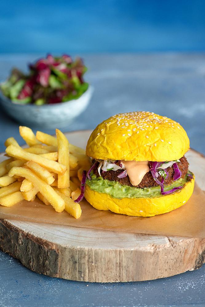 Vegan burger - Vurger Dubai