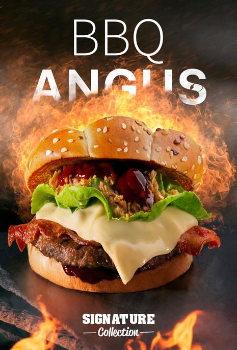 Signature Burger Campaign