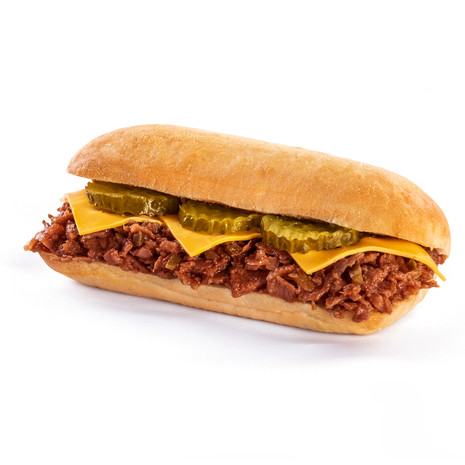 Beef and Cheese Sub