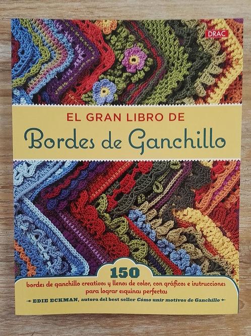 Libro Bordes de Ganchillo