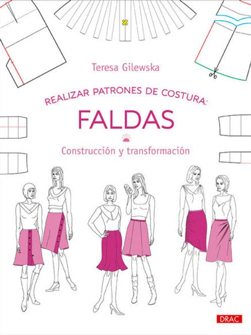 Libro Patrones de faldas de Teresa Gilewska