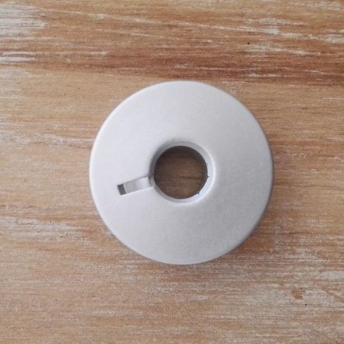 Canilla industrial para máquina plana aluminio
