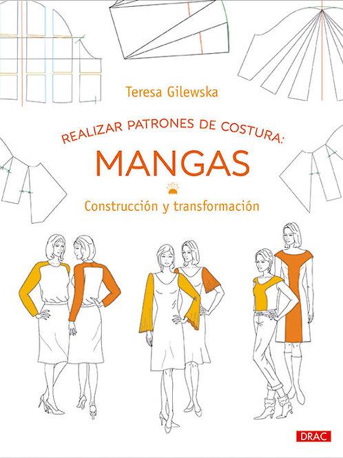 Libro Realizar patrones de costura Mangas.