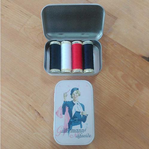 Caja vintange Gütermann