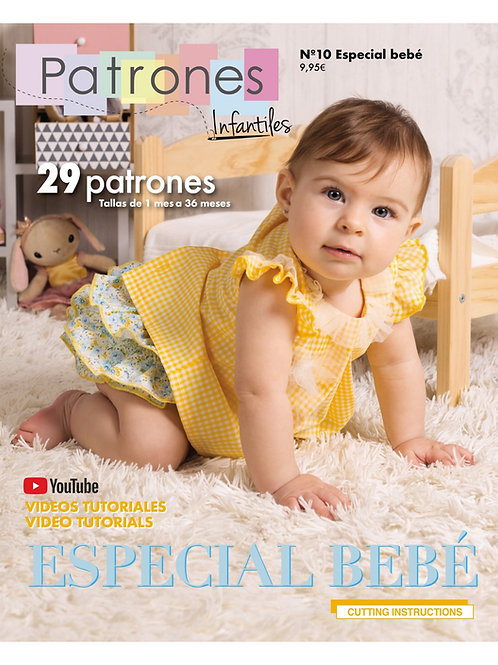 Revista Patrones infantiles Nº10