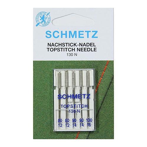 Agujas Topstitch Schmetz