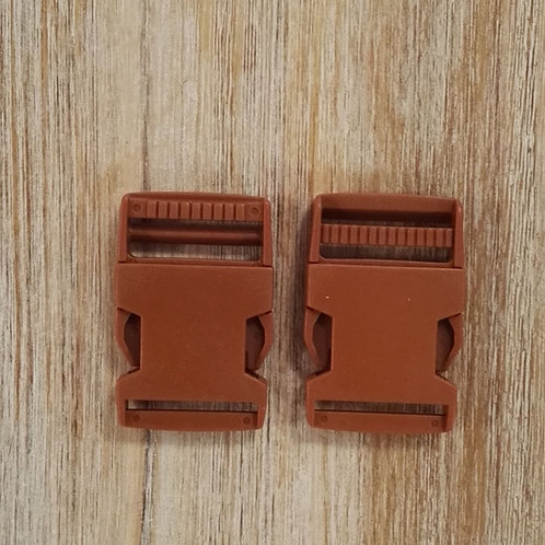 Cierre de hebilla  56x32 mm 2 unidades