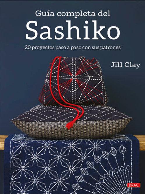 Libro guía completa del sashiko