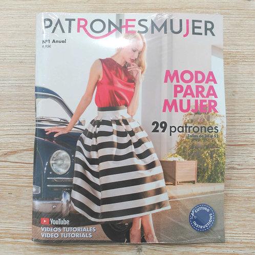 Revista Patrones de Mujer Nº1