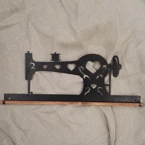 Colgador quilt forja/madera. 2 tamaños